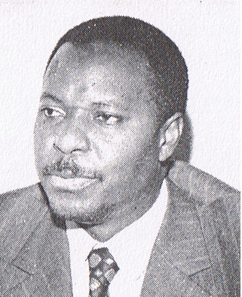 e_mlambo - African Nationalist Leaders in Rhodesia - Who's Who